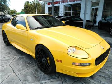 2005 Maserati GranSport for sale in Pompano Beach, FL