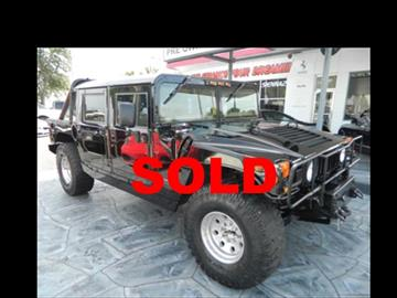 2000 AM General Hummer for sale in Pompano Beach, FL