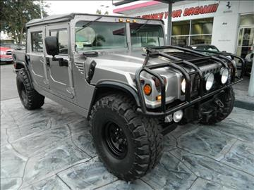 1996 AM General HUMMER H1 for sale in Pompano Beach, FL