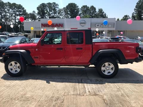 2020 Jeep Gladiator for sale in Milledgeville, GA