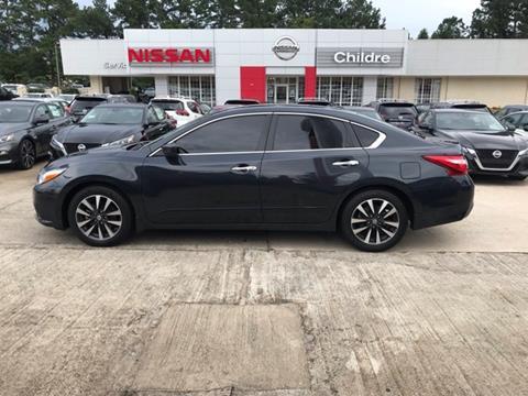 2016 Nissan Altima for sale in Milledgeville, GA
