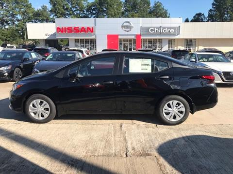 2020 Nissan Versa for sale in Milledgeville, GA