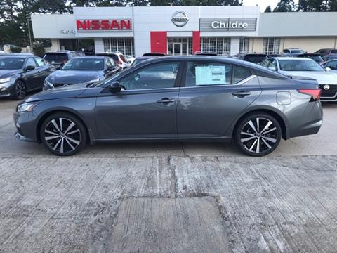 2020 Nissan Altima for sale in Milledgeville, GA