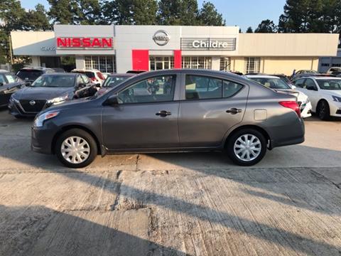 2017 Nissan Versa for sale in Milledgeville, GA