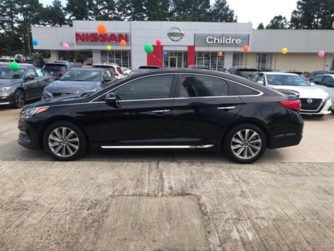 2017 Hyundai Sonata for sale in Milledgeville, GA