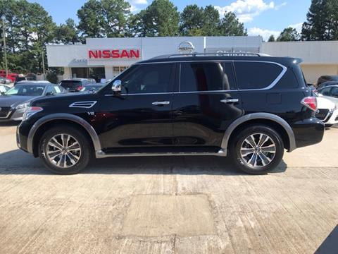 2019 Nissan Armada for sale in Milledgeville, GA