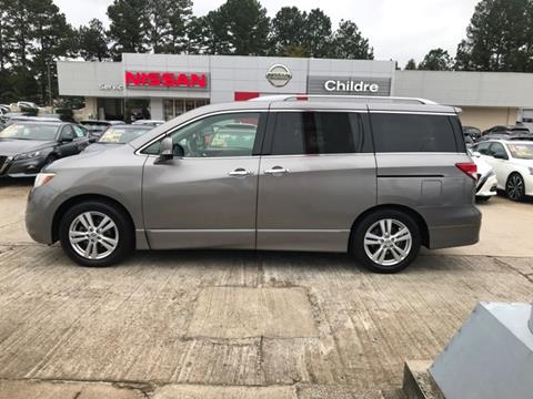 2013 Nissan Quest for sale in Milledgeville, GA