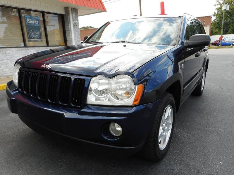 2005 Jeep Grand Cherokee For Sale At Super Sports U0026 Imports In Jonesville NC