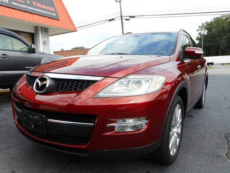 2008 Mazda CX 9 For Sale At Super Sports U0026 Imports In Jonesville NC