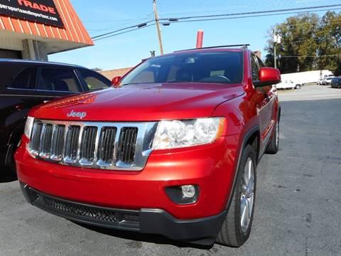 2011 Jeep Grand Cherokee for sale in Jonesville, NC