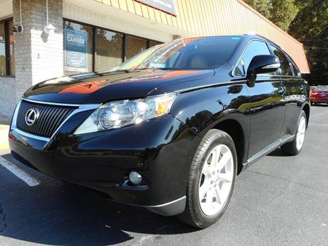 2010 Lexus RX 350 for sale in Jonesville, NC