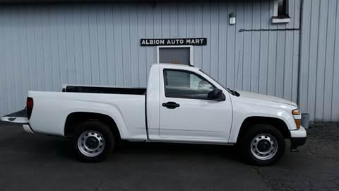2012 Chevrolet Colorado for sale in Albion, MI
