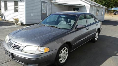 2002 Mazda 626 for sale in Albion, MI