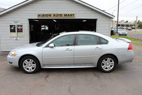 2014 Chevrolet Impala Limited For Sale At Albion Auto Mart LLC In Albion MI