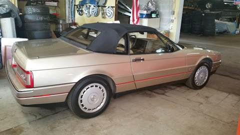 Cadillac Allante For Sale In Hawthorne Nj Carsforsale Com