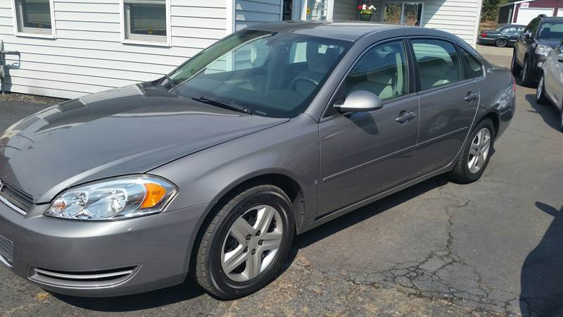 2008 Chevrolet Impala For Sale At Albion Auto Mart LLC In Albion MI