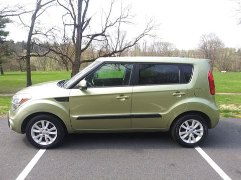 2013 Kia Soul for sale in Reading, PA