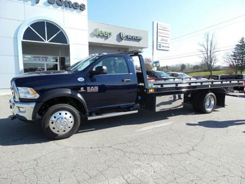 2018 RAM Ram Chassis 5500 for sale in Hayesville, NC