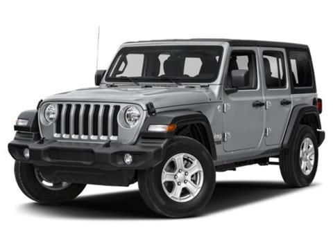 2019 Jeep Wrangler Unlimited for sale in Hayesville, NC