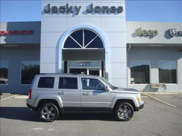 2017 Jeep Patriot for sale in Hayesville, NC