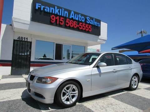 2008 BMW 3 Series for sale in El Paso, TX