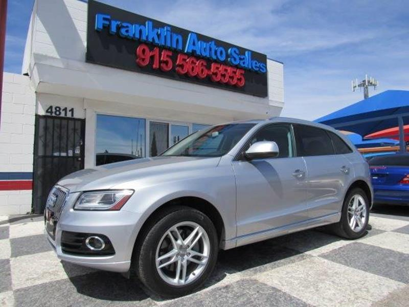 Cars For Sale El Paso >> Franklin Auto Sales Car Dealer In El Paso Tx