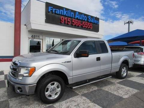 2013 Ford F-150 for sale in El Paso, TX