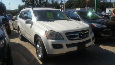 2007 Mercedes-Benz GL-Class for sale at Bundy Auto Sales in Sumter SC