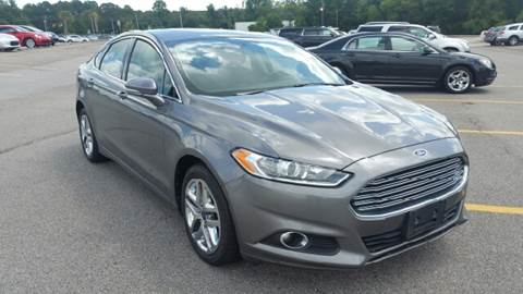 2013 Ford Fusion for sale at Bundy Auto Sales in Sumter SC