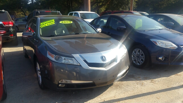 2009 Acura TL for sale at Bundy Auto Sales in Sumter SC