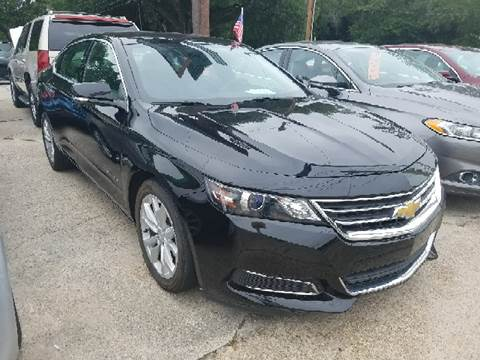 2016 Chevrolet Impala for sale at Bundy Auto Sales in Sumter SC