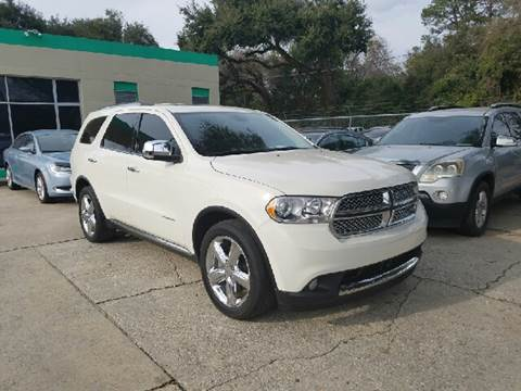 2012 Dodge Durango for sale at Bundy Auto Sales in Sumter SC