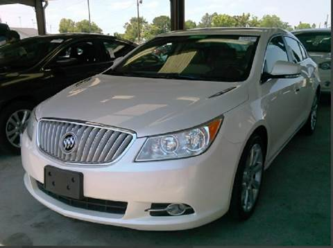 2011 Buick LaCrosse for sale at Bundy Auto Sales in Sumter SC