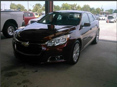 2015 Chevrolet Malibu for sale at Bundy Auto Sales in Sumter SC