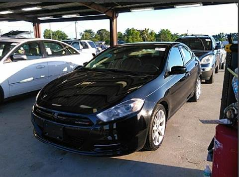 2013 Dodge Dart for sale at Bundy Auto Sales in Sumter SC