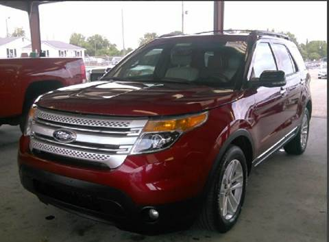 2013 Ford Explorer for sale at Bundy Auto Sales in Sumter SC
