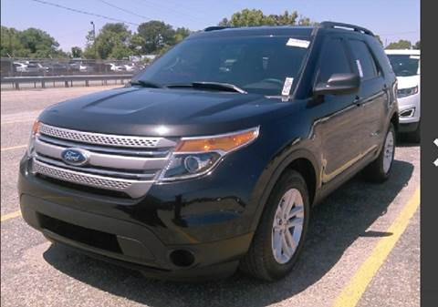 2015 Ford Explorer for sale at Bundy Auto Sales in Sumter SC