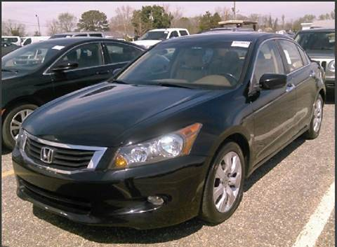 2010 Honda Accord for sale at Bundy Auto Sales in Sumter SC
