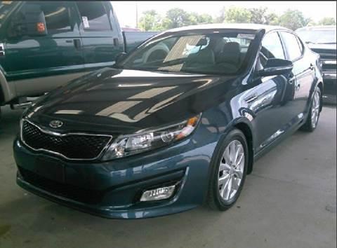 2015 Kia Optima for sale at Bundy Auto Sales in Sumter SC