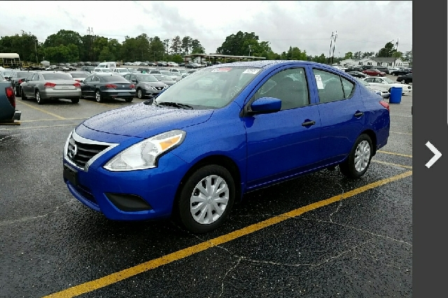 2017 Nissan Versa for sale at Bundy Auto Sales in Sumter SC