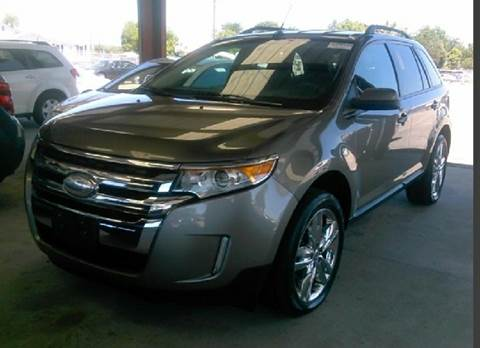 2013 Ford Edge for sale at Bundy Auto Sales in Sumter SC