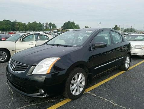 2012 Nissan Sentra for sale at Bundy Auto Sales in Sumter SC