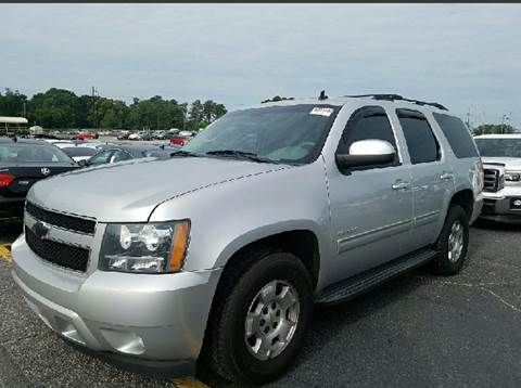 2011 Chevrolet Tahoe for sale at Bundy Auto Sales in Sumter SC