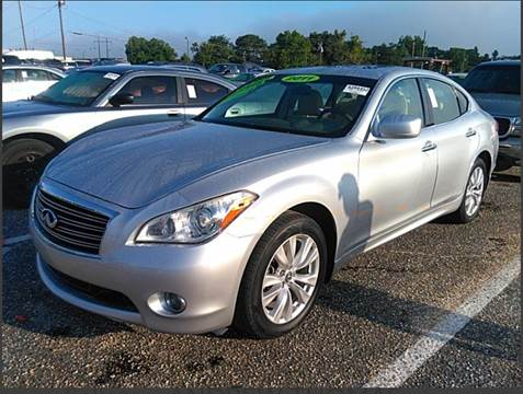2011 Infiniti M37 for sale at Bundy Auto Sales in Sumter SC