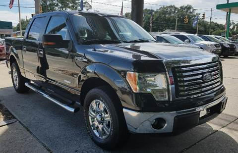 2011 Ford F-150 for sale at Bundy Auto Sales in Sumter SC