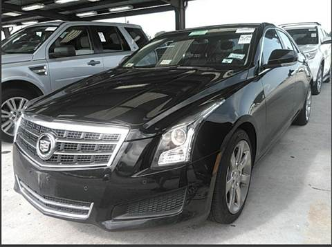 2014 Cadillac ATS for sale at Bundy Auto Sales in Sumter SC