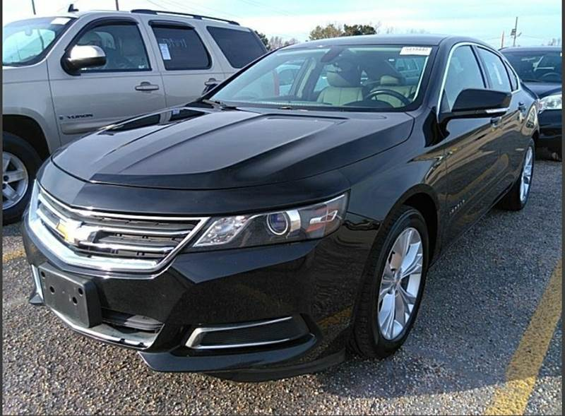 2014 Chevrolet Impala for sale at Bundy Auto Sales in Sumter SC