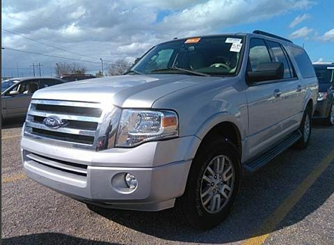 2014 Ford Expedition EL for sale at Bundy Auto Sales in Sumter SC