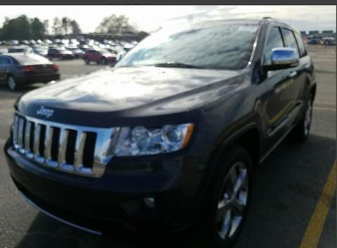 2011 Jeep Grand Cherokee for sale at Bundy Auto Sales in Sumter SC