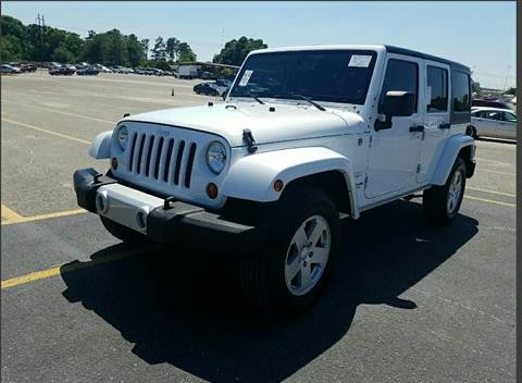 2011 Jeep Wrangler Unlimited for sale at Bundy Auto Sales in Sumter SC